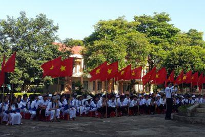 BÀI DIỄN VĂN KHAI GIẢNG Năm học 2017 – 2018