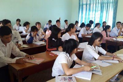 Kế hoạch tổ chức Cuộc thi nghiên cứu khoa học kỹ thuật dành cho học sinh Năm học 2017-2018