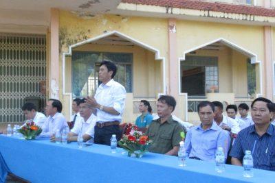 Chương trình công tác toàn khóa Chi bộ THPT Nguyễn Trường Tộ Nhiệm kỳ 2015-2020