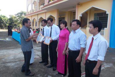 Hội thi giáo viên dạy giỏi cấp trường năm học 2017 – 2018